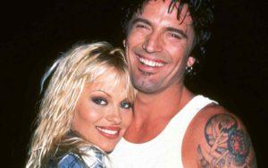 Pamela Anderson Tommy Lee