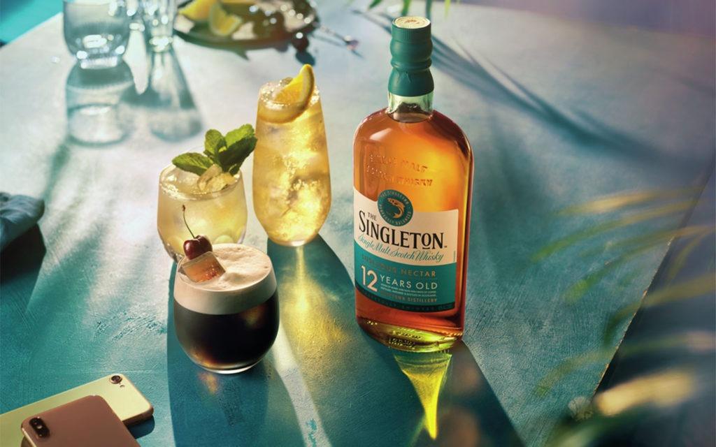 whisky singleton