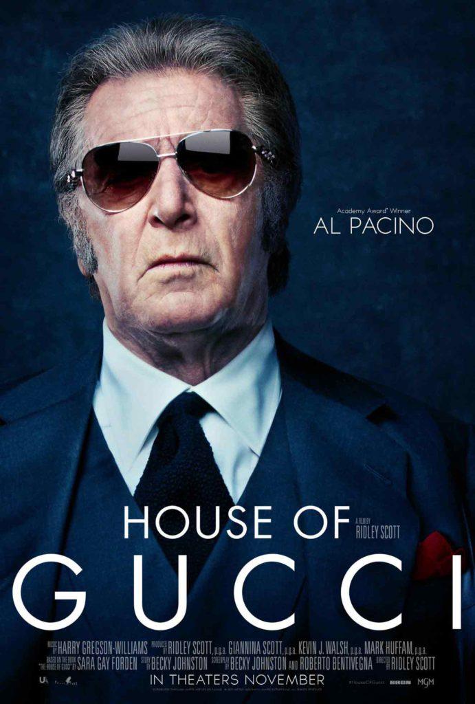 al pacino house of gucci